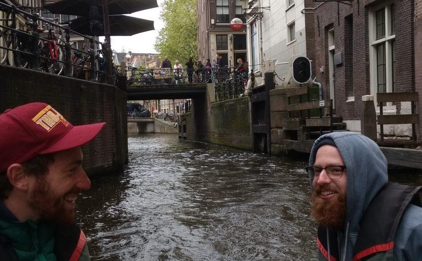 Peters Traum von Amsterdam